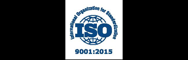 PRISM est ISO 9001 pour l'ensemble de ces implantations territoriales